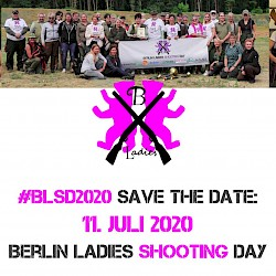 Berlin Ladies Shooting Day title=